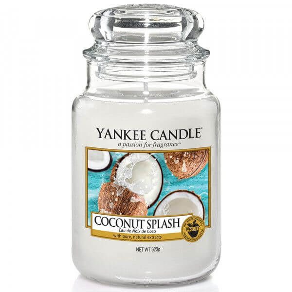 Coconut Splash 623g - Yankee Candle