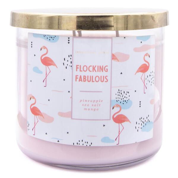 Duftkerze Flocking Fabulous - 411g