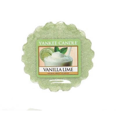Yankee Candle Duft-Tart Vanilla Lime