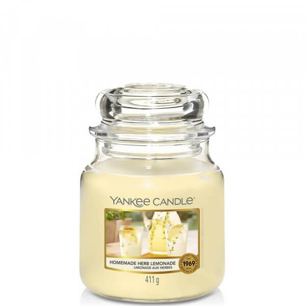 Homemade Herb Lemonade 411g mittleres von Yankee Candle