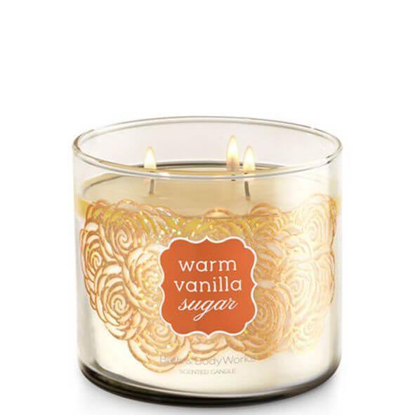bath body works warm vanilla sugar 411g candle dream. Black Bedroom Furniture Sets. Home Design Ideas
