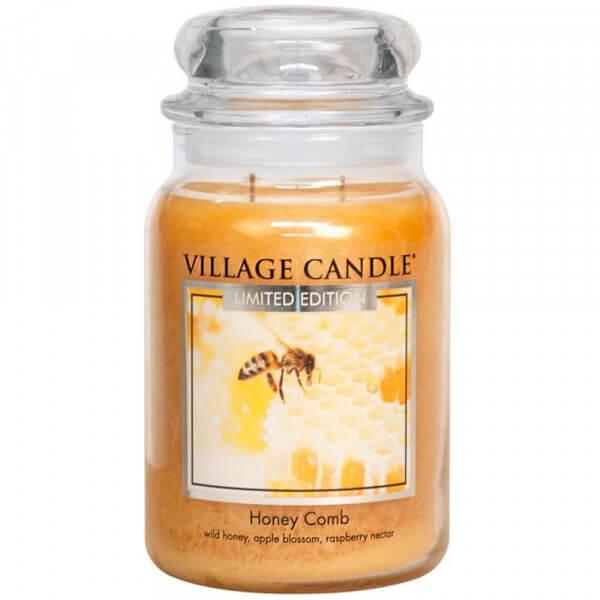 Honey Comb 626g Village Candle