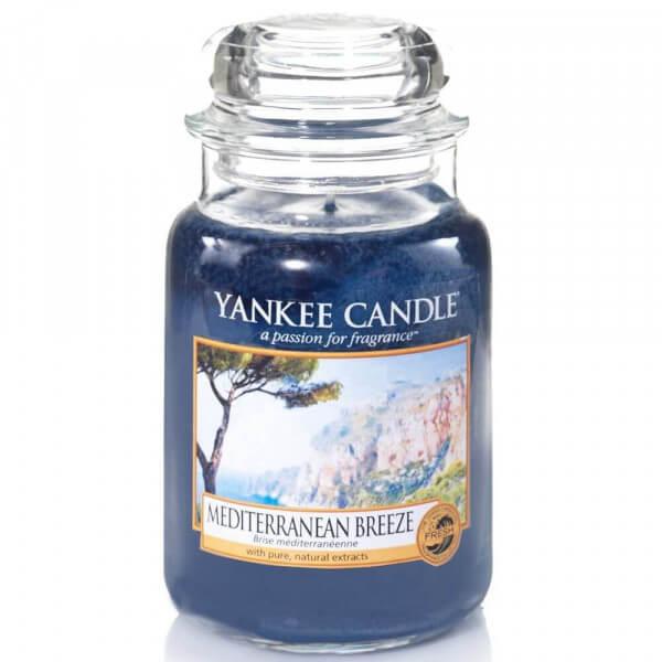 Yankee Candle - Mediterranean Breeze 623g EU Version