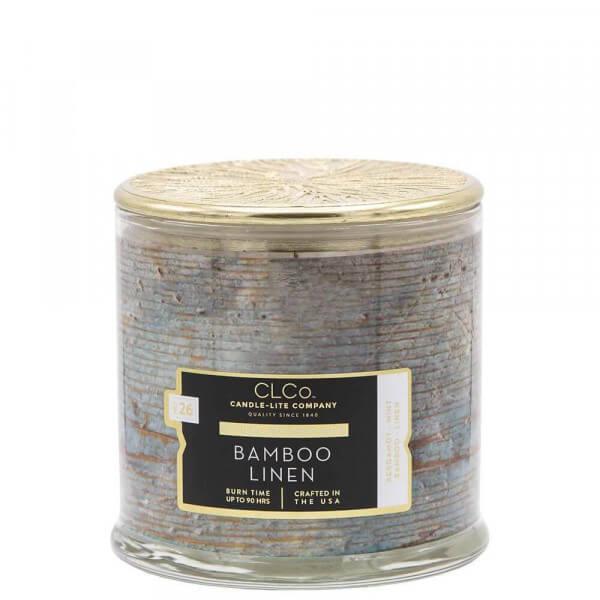 Bamboo Linen 396g von Candle-Lite