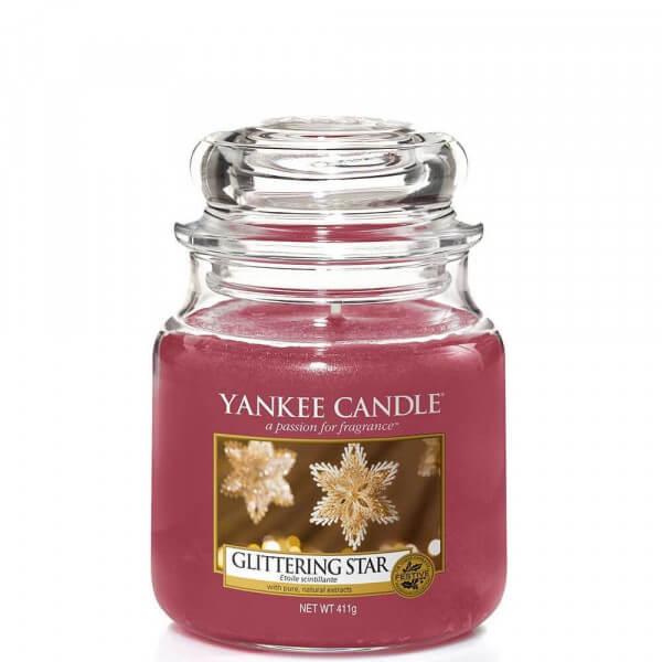 Glittering Star 411g von Yankee Candle