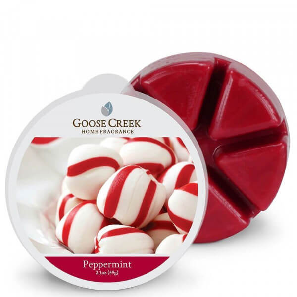 Goose Creek Candle Peppermint 59g