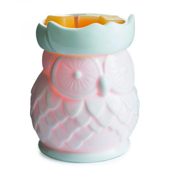 Candle Warmers White Owl Duftlampe elektrisch