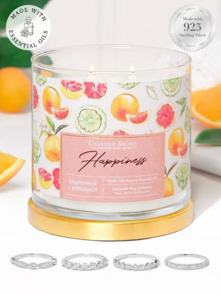 Happiness Candle (Ring)