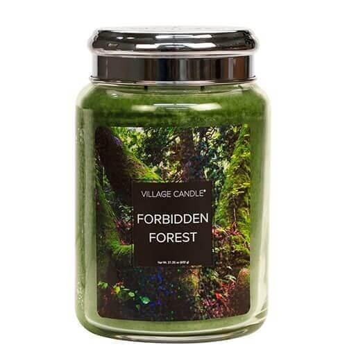 Forbidden Forest (Fantasy Jar) 626g von Village Candle
