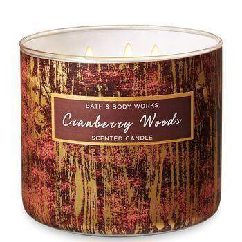 Cranberry Woods 411g