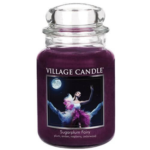 Village Candle Sugarplum Fairy 645g
