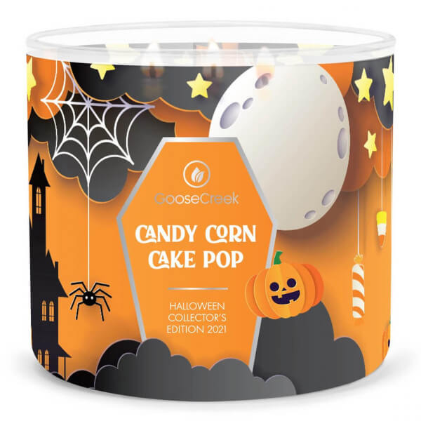 Candy Corn Cake Pop 411g (3-Docht)