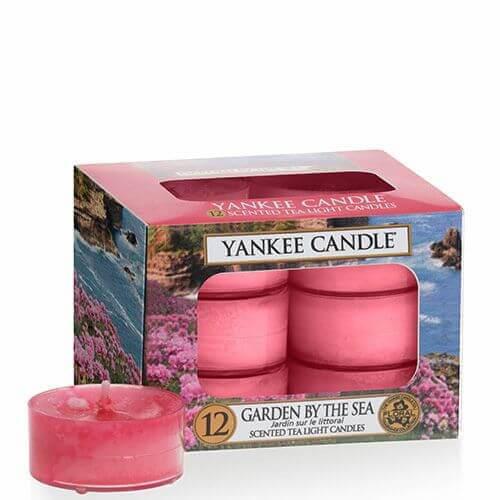 Yankee Candle Garden by the Sea 12St Teelichte