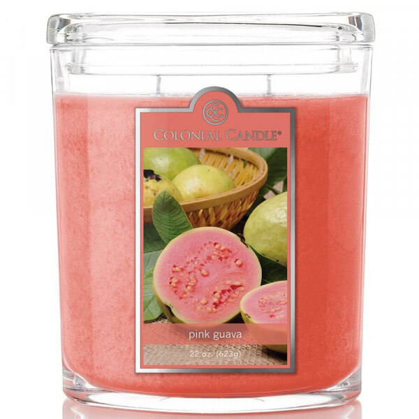 Colonial Candle - Pink Guava 623g