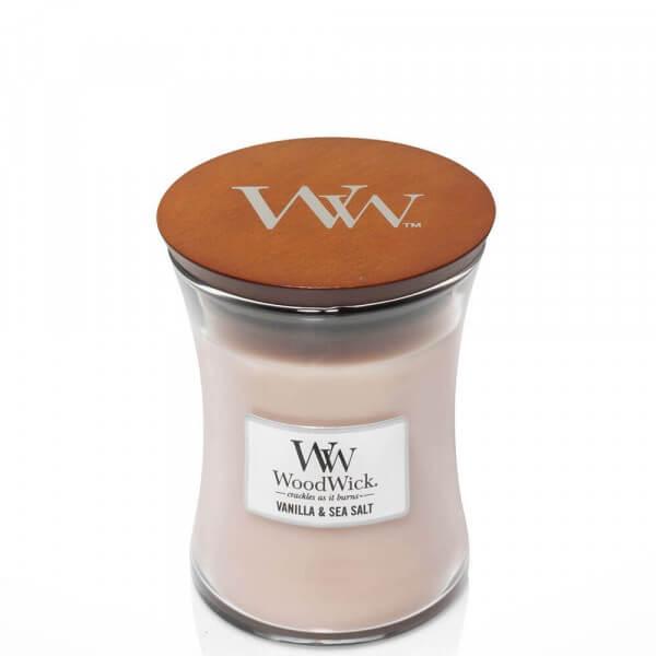 Vanilla & Sea Salt 275g von Woodwick