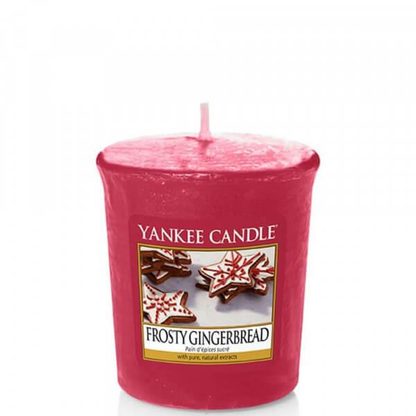 Frosty Gingerbread 49g Votivkerze von Yankee Candle
