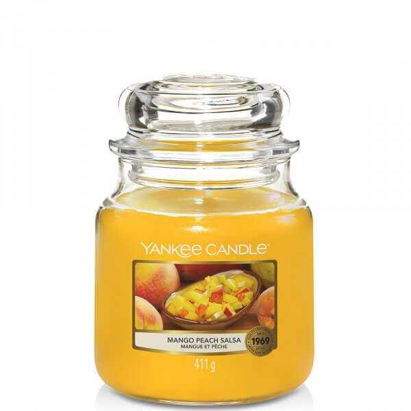 Yankee Candle Mango Peach Salsa 411g