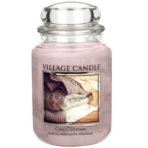 Village Candle - Cozy Cashmere 645g