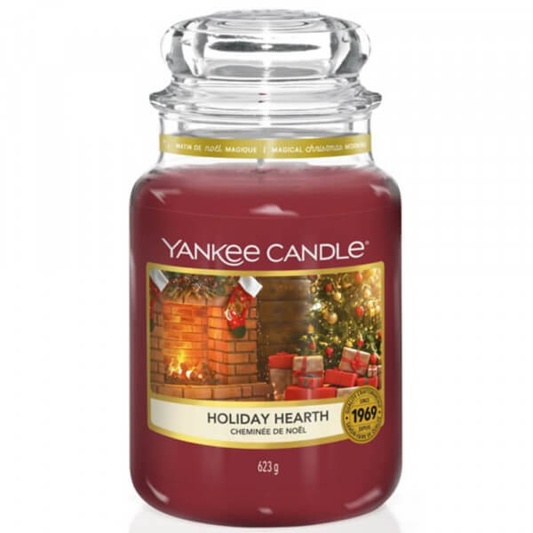 Holiday Hearth (Hero) 623g von Yankee Candle