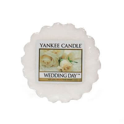 Yankee Candle Duft-Tart Wedding Day